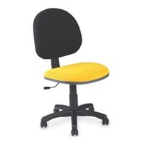 Kursi Kerja / Kursi Kantor Chitose Duo 01 - Kuning