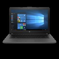Laptop / Notebook HP 240 G6 Layar HD 14-Inch, Intel Core i7-7500U, Radeon R5 520 2GB Graphics, Memori 8GB DDR4 3LK60PA#AR6