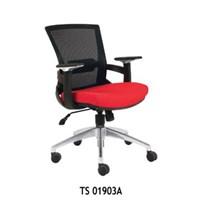 Chairman Kursi Kantor TS 01903 - Merah - Inden 14-30 Hari