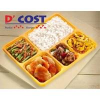 NASI BOX PAKET GOLD 1