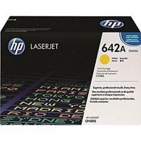 Toner printer Cartridge HP Original  - CB402A - Kuning