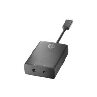HP USB-C to 3 mm and 4.5 mm Adapter (Velma) ALL
