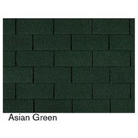 GENTENG / ATAP OWENS CORNING IMPOR USA  Classic Super Asian Green (hijau)