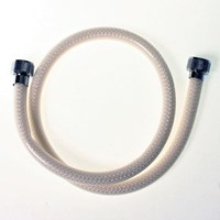 Flexible Hose ½ inch x 80 Cm Hot water Wasser