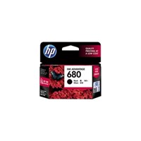 Tinta HP Original Ink Advantage Cartridge 680 - F6V26AA - Hitam