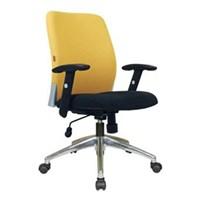 Chairman Modern Chair Kursi Kantor MC 1203 A - Kuning - Inden 14-30 Hari