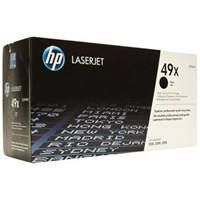Toner printer cartridge HP LaserJet Q5949X Black