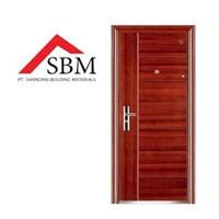 Pintu Besi Baja Tipe GB228