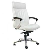 Chairman Premier Collection Kursi Kantor PC 9910 A - Oscar / Fabric - Putih - Inden 14-30 Hari