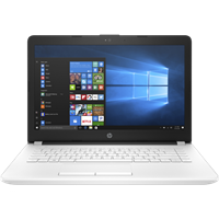 Laptop HP 14-bw086TU RAM 4GB HDD 500GB Win10 Home SL 14.0