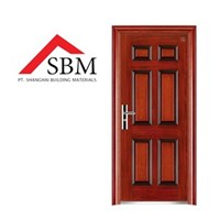 Pintu Besi Baja Tipe GB235