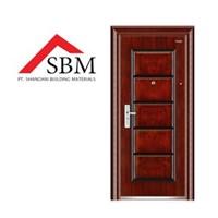Pintu Besi Baja Tipe GB241