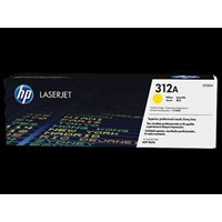 Toner Printer Cartridge HP Original  LaserJet 312A - CF382A - Kuning