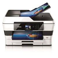 Printer Brother MFC-J3720 A-3 Size Wireless Multi-Function Printer - Copy - Scan - Fax with Automatic Duplex