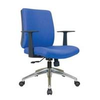 Kursi Kantor Chairman Modern Chair MC 1903 A - Biru - Inden 14-30 Hari