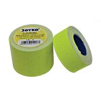 Label Harga Joyko LB-6 (1 baris, fluorescent yellow)