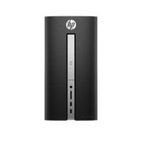 PC HP 570-p033l CPU: I3-7100 dengan H270 chipset. Monitor: Bundle Monitor 19ka (18.5'). RAM: 4GB DDR4. HDD: 1TB