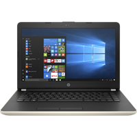 Laptop / Notebook HP 14-bw503AU RAM 4GB HDD 500GB Win10 Home SL 14.0