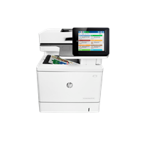 Printer LaserJet HP Enterprise 500 Color MFP M577f