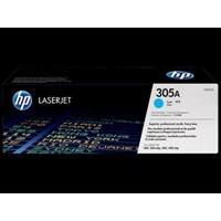 Toner Printer Cartridge HP Original LaserJet 305A - CE411A - Cyan