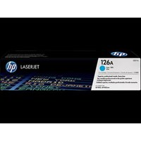 Toner printer cartridge HP Laserjet CE311A - Cyan
