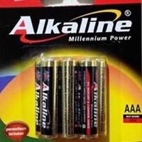 Baterai AAA ABC Alkaline Isi 6 pcs