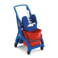 ORION single bucket with trolley + wringer