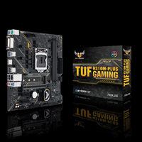 CPU Support Asus Intel LGA1151 TUF H310M-PLUS GAMING