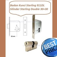 Gagang Pintu Set Sterling 911-DL