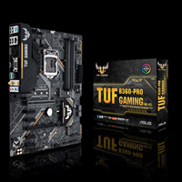 CPU Support Asus Intel LGA1151 TUF B360-PRO GAMING (WI-FI)