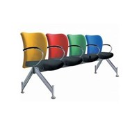 Donati Kursi Tunggu Kantor PE 4 A - Oscar/Fabric - Multicolour