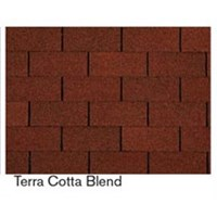 GENTENG / ATAP OWENS CORNING IMPOR USA  Classic Super Terra Cotta Blend (merah bata)