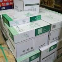 Kertas HVS Excellent F4 70 gram - 1 Box isi 5 Rim