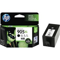 Tinta HP 905XL Black Original Ink Cartridge T6M17AA