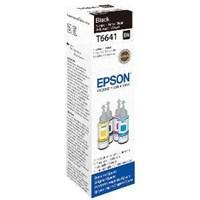 Epson T6641 Black Ink Botle 70 ml