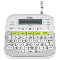 Brother Label Maker P-Touch PT-D210 - Putih