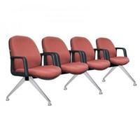 Indachi Public Seating D-104 A - Merah - Inden 14-30 Hari