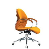Donati Kursi Kantor Titone 3 AL HDT - Orange
