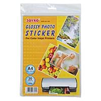 Kertas Foto Glossy Joyko Photo Sticker GSS-A4-160