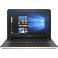 Laptop HP 14-bs719TU Celeron-N3060 RAM 4GB HDD 500GB Win10 14.0