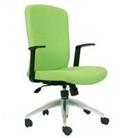 Chairman Modern Chair Kursi Kantor MC 2101 A - Hijau - Inden 14-30 Hari