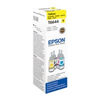 Tinta Printer Epson T6644 Yellow Ink Botle 70 ml