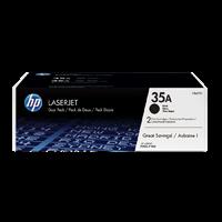 TONER PRINTER HP LaserJet P1006 Black Dual Pack