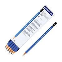 Staedtler 100 - 2B Mars Lumograph Pencil