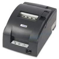 Printer Barcode Epson TM-U220D Serial Black