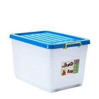 Container Box Plastik Lion Star Ukuran 100L 730x520x420mm