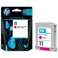 Tinta Printer HP No 11 Magenta Ink Cartridge C4837A
