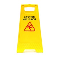 Wet Floor Sign / Tanda Lantai Basah