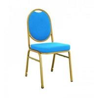 Kursi Kantor Indachi Utility Chair Lotus III COT - Biru - Inden 14-30 Hari