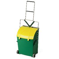 Public area POCKER dust pan 15 Ltr